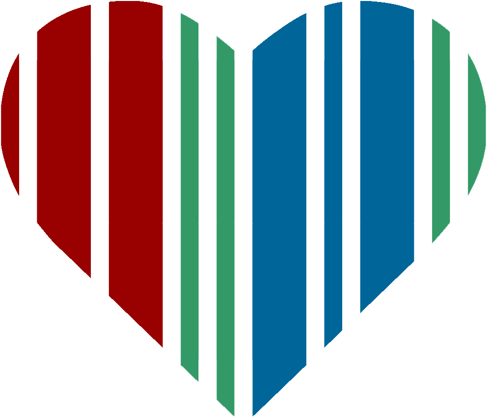 Wikidata heart logo